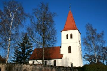 St. Nikolauskirche Untereschenbach